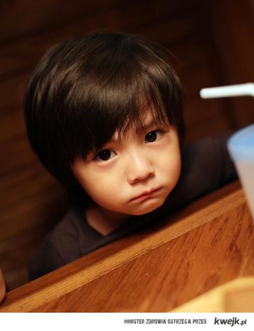 Koreańskie dziecko ~