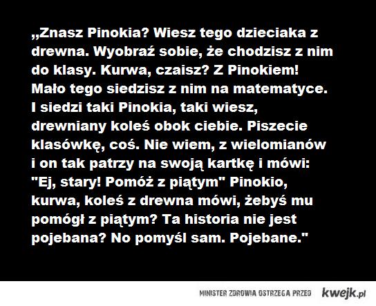 Pinokio?