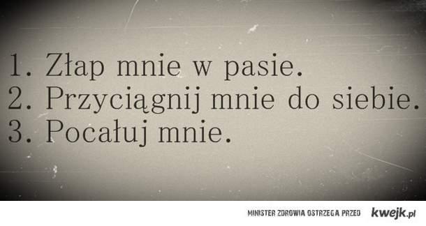 kiss me, plz.