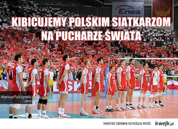 POLSCY SIATKARZE