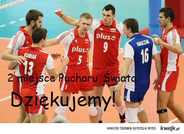 Polscy siatkarze <3