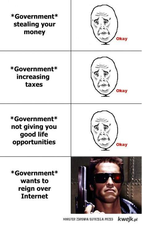 Vs rząd