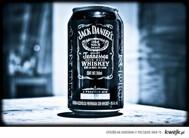 Jack Daniels + cola <3