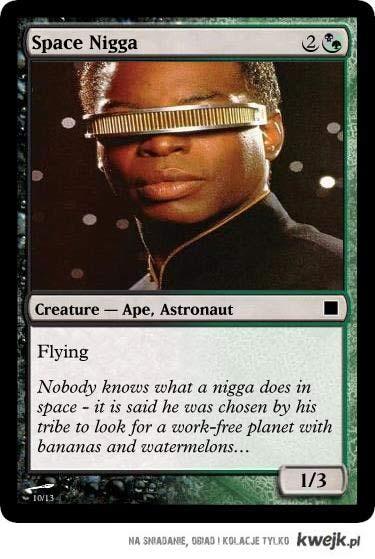 Space nigga