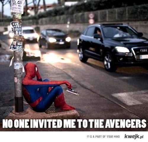 nikt go nie zaprosił