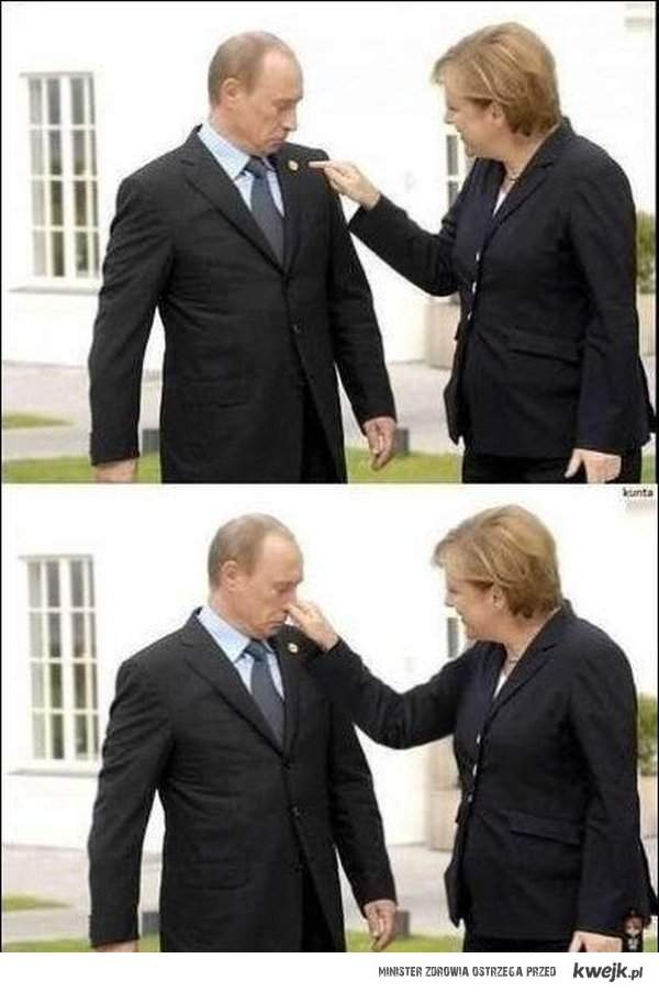 Trollowanie na Putinie