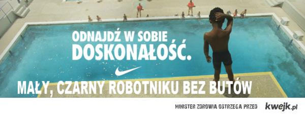 Doskonałość Nike