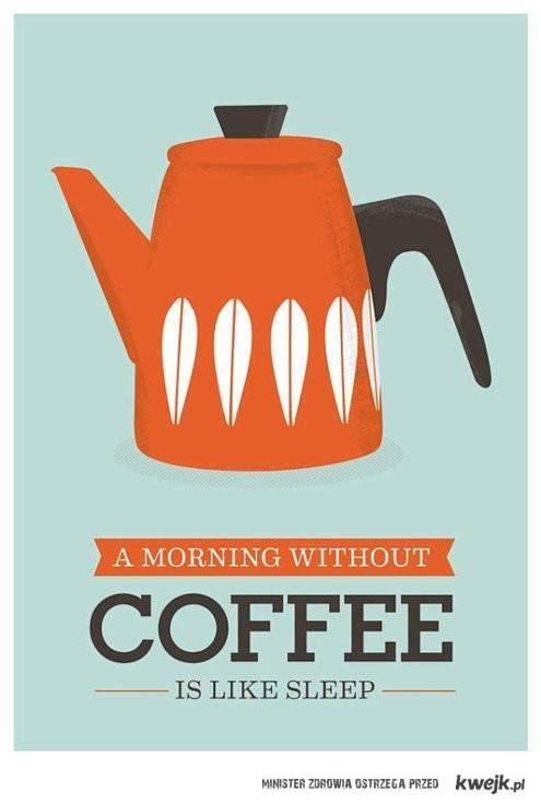 Bez kawy