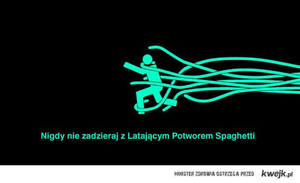 Latający Potwór Spaghetti
