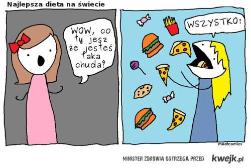 Co Ty jesz?