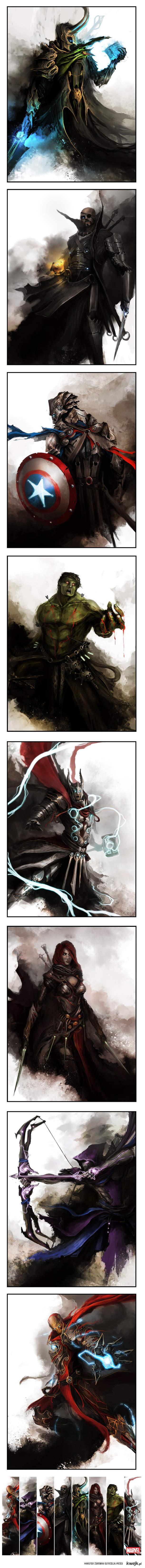 Epic Avengers