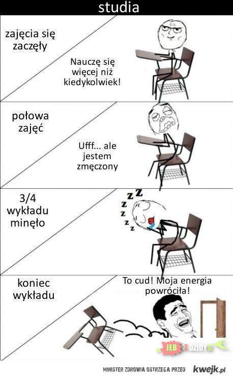 Na studiach