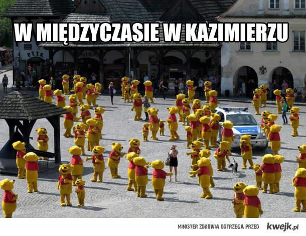 W Kazimierzu