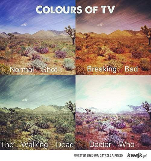 Kolory seriali