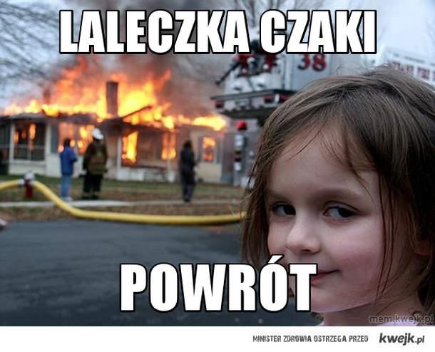 Laleczka Czaki
