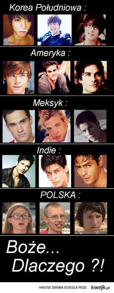 polscy faceci
