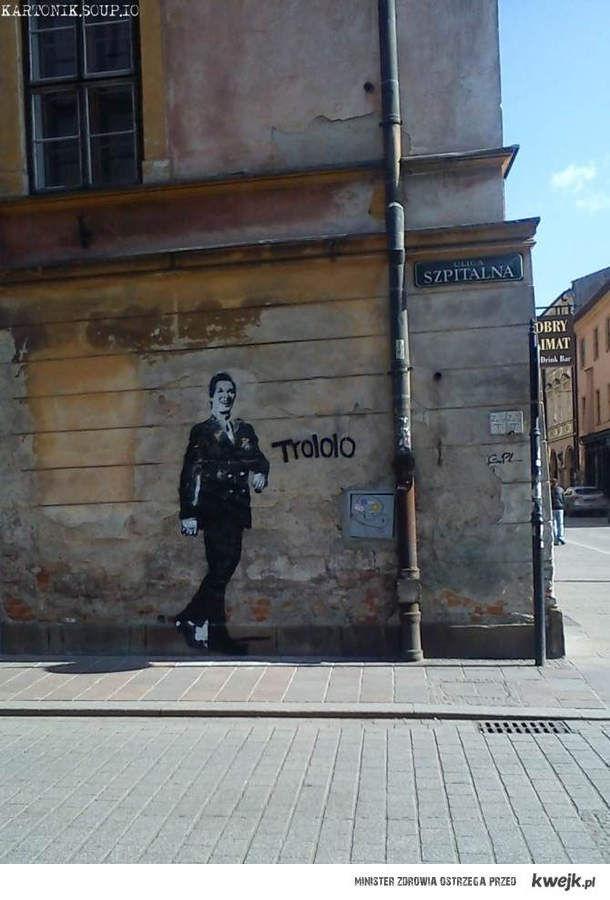 trololo graffiti