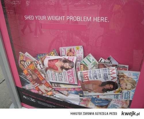 Pozbądź się wagi