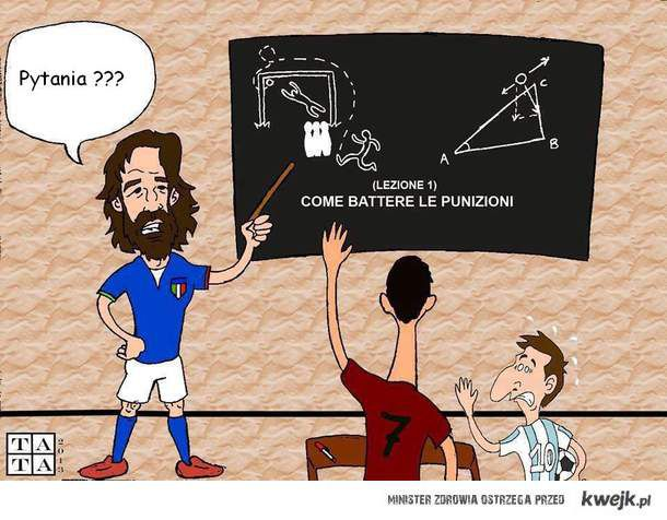 Pirlo nauczyciel
