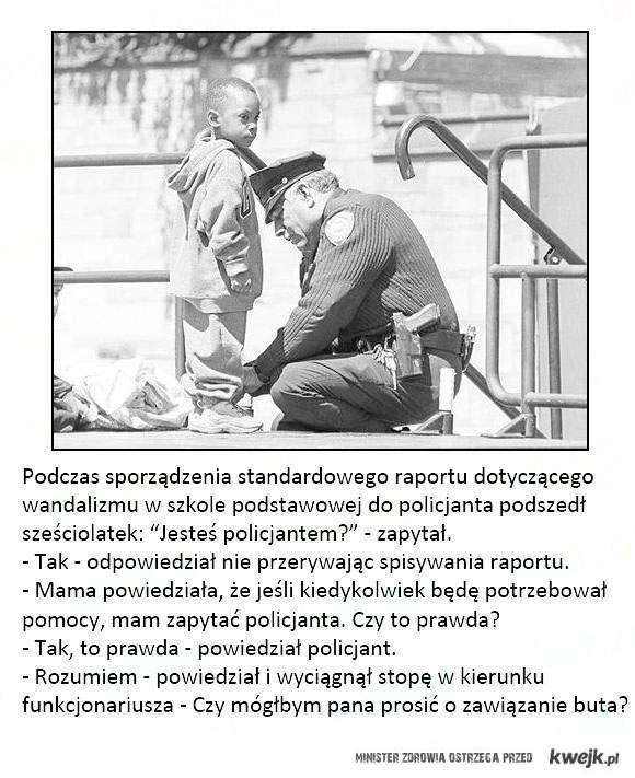Policjant tralalicjant