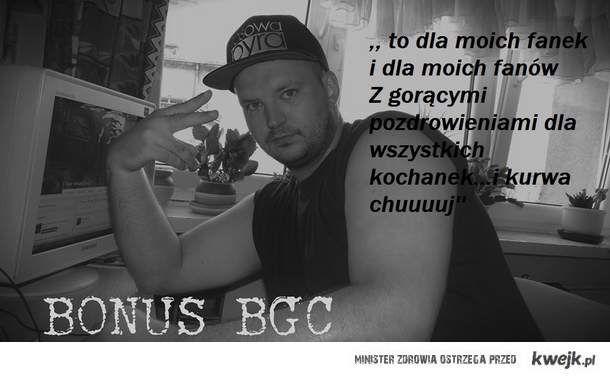 Bonus BGC