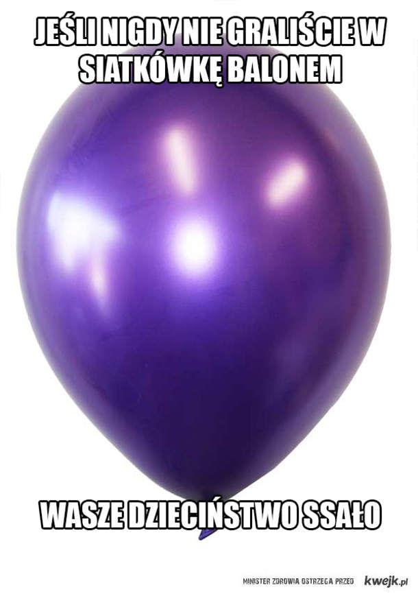 Siatkówka balonowa