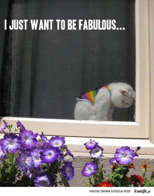 Chciałem być fantastyczny