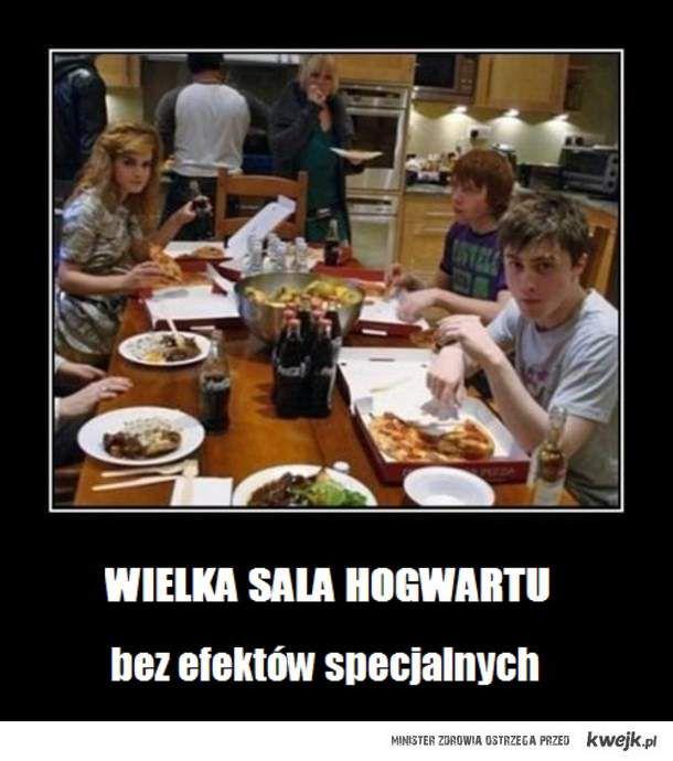 Wielka Sala Hogwartu