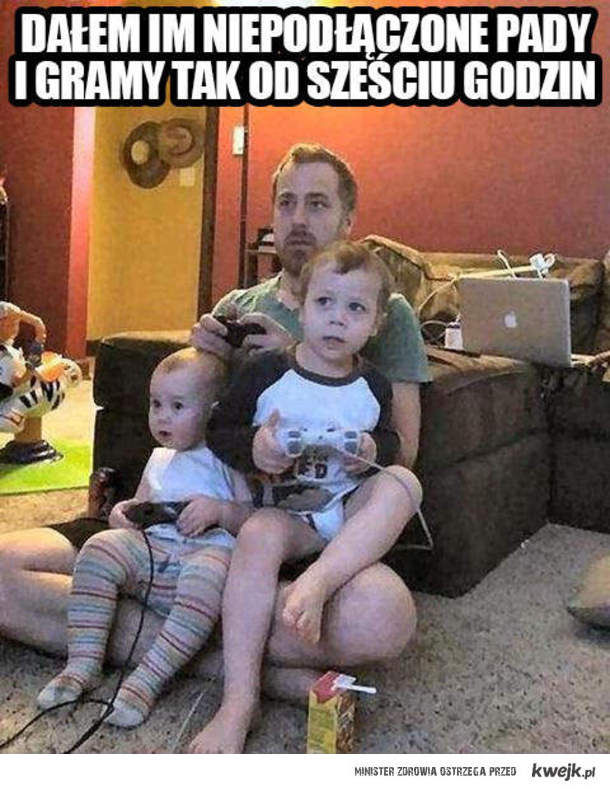bycie ojcem