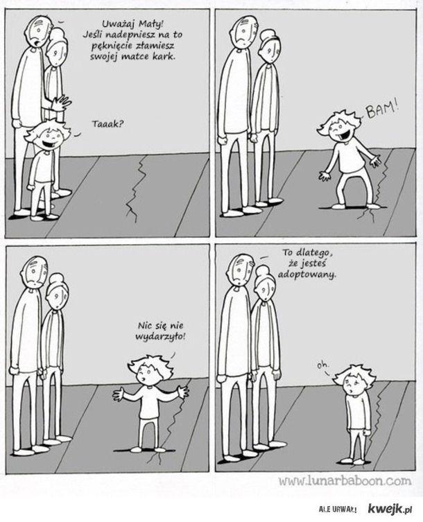 Naiwny dzieciaku