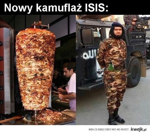 Kebabo-kamuflaże
