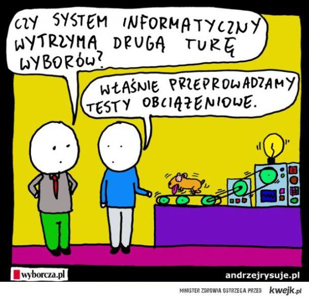 Testy...