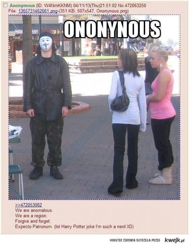 Ononynous