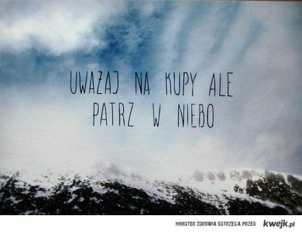 Patrz w niebo
