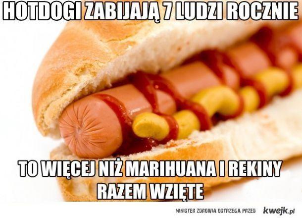 Zdelegalizować hotdogi