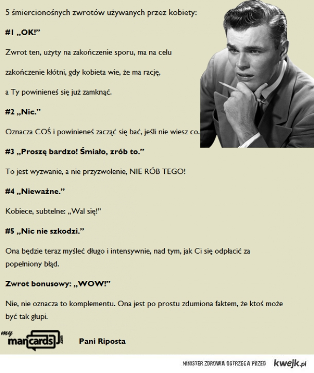 Jak zrozumieć kobiety