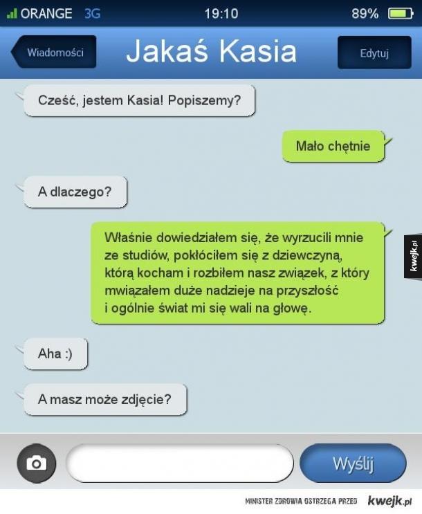 Co ta Kasia