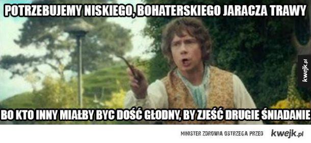 Idealny kandydat na hobbita
