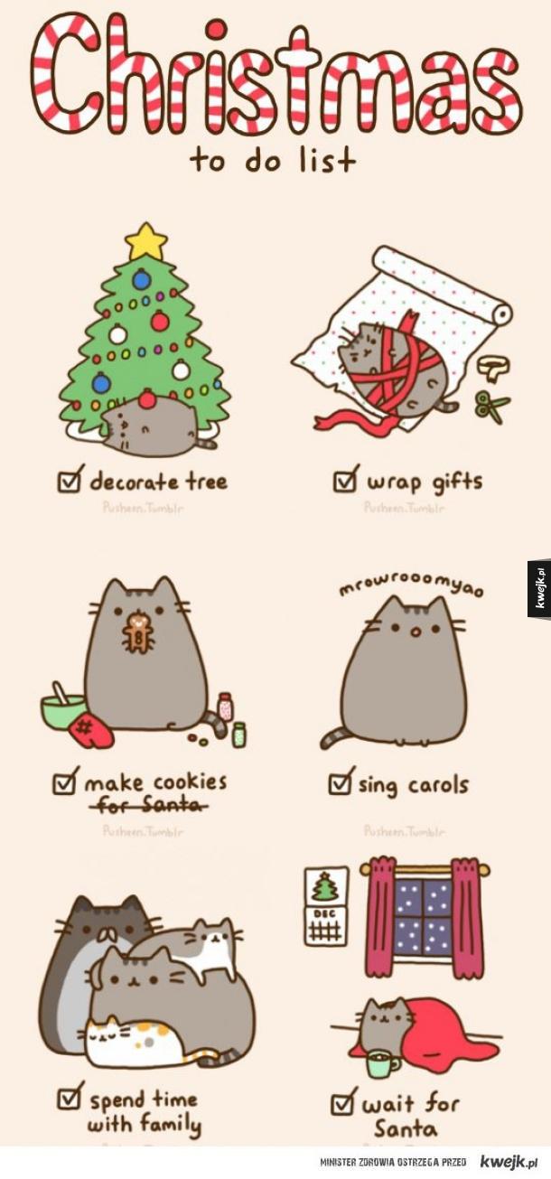 Świąteczna lista