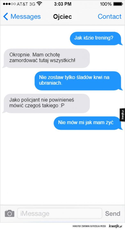 Rozmówki z tata policjantem