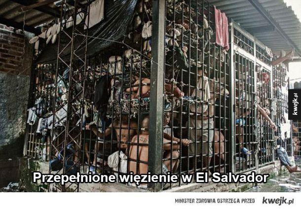Więzienie El Salvador