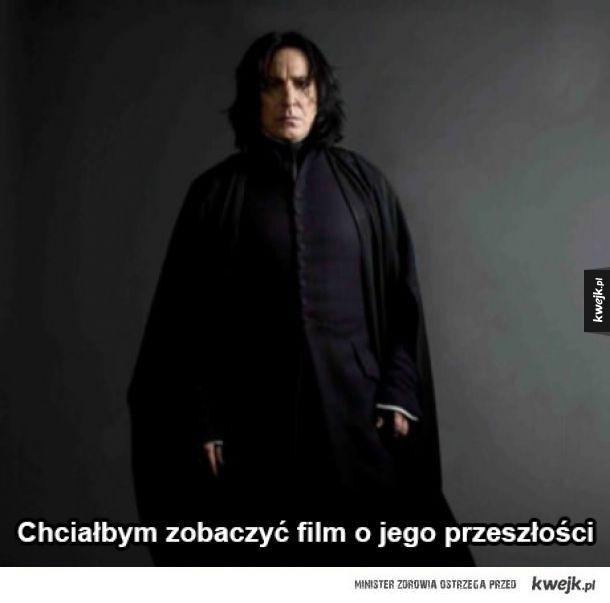 Życie Snape'a