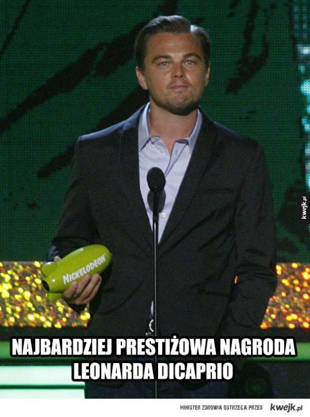 Leo i jego nagroda