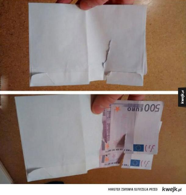 jak nie otwierać koperty