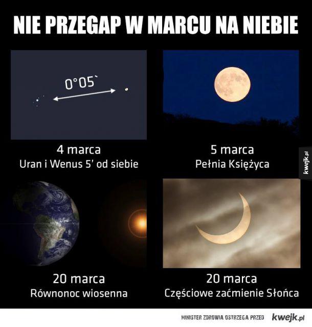Dla fanów astronomii