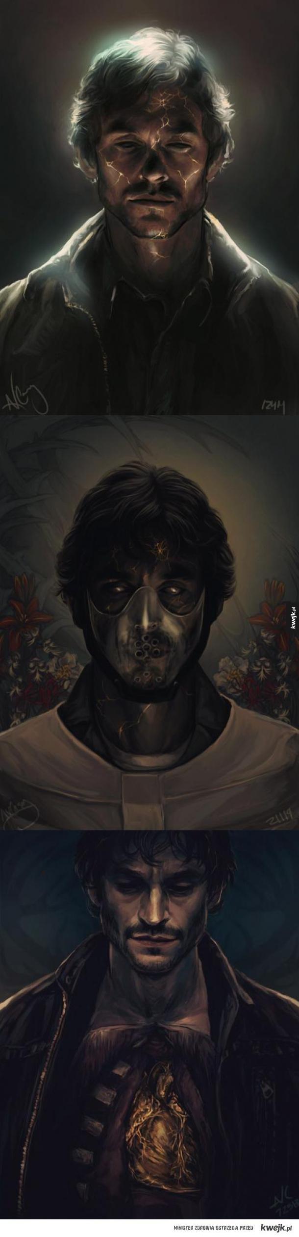 Dobry serial ma dobre fanarty- Hannibal NBC