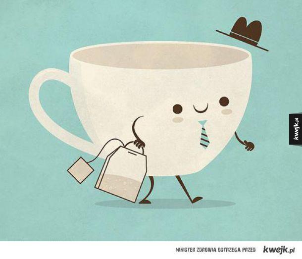 Pora na herbatkę