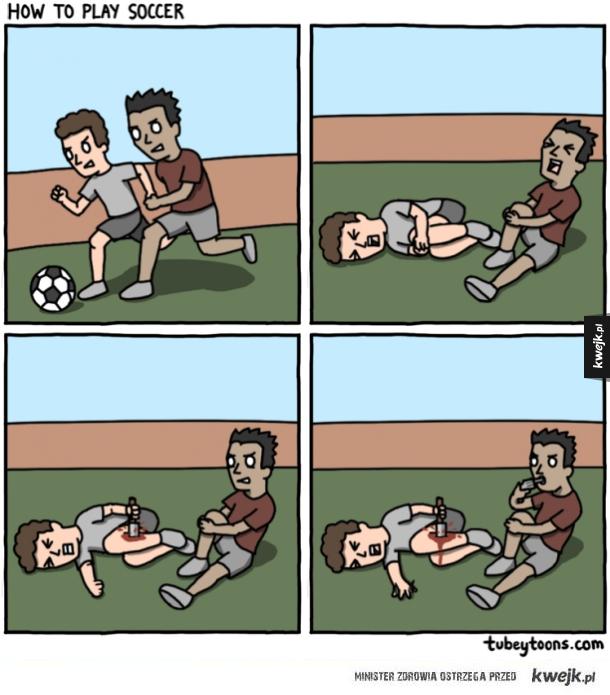 Profesjonalna gra w piłkę