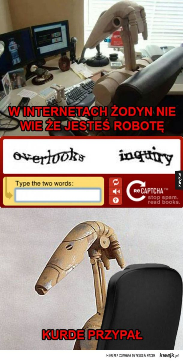 Droidy w internecie