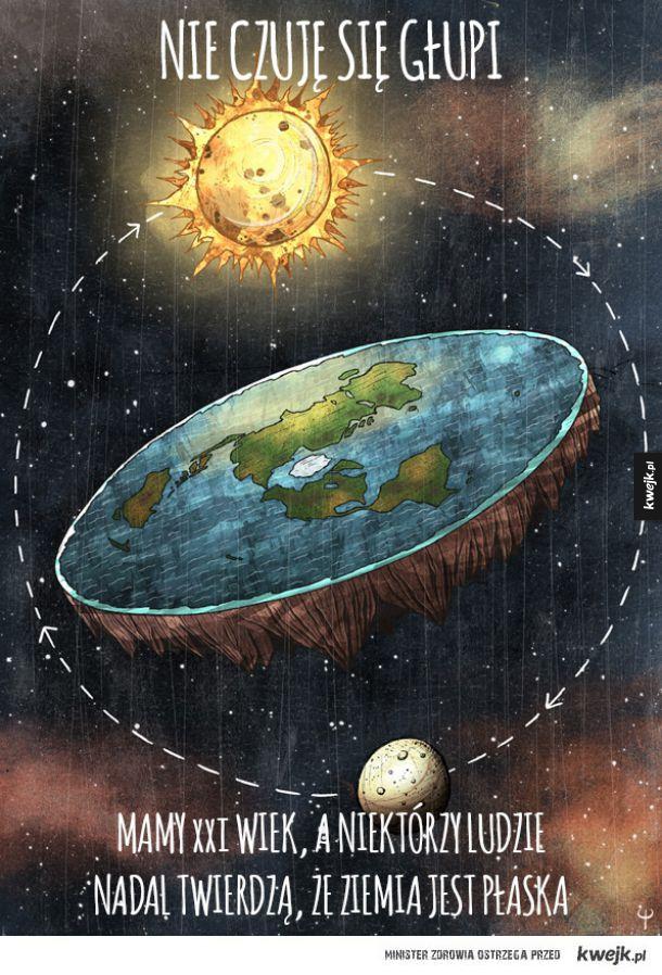 Ziemia jest płaska